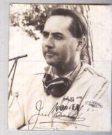 JACK BRABHAM......AUTO..CAR....VOITURE....CORSE...PILOTA.. .FORMULA 1 UNO - Automobile - F1