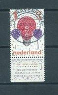 2015 Netherlands Science+tab Used/gebruikt/oblitere - Period 2013-... (Willem-Alexander)