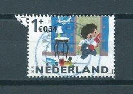 2015 Netherlands Child Welfare,kinderzegel Used/gebruikt/oblitere - Period 2013-... (Willem-Alexander)