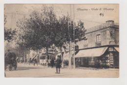 Messina , Viale S. Martino - F.p.- Anni '1910 - Messina