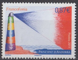 ANDORRE - Francophonie - Andorra Francesa