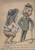 Chromos - Métiers - Tailleur - Mode Angleterre Bretagne - Publicité Magasin Faubourg Montmartre - Illustrateur B. Moloch - Otros