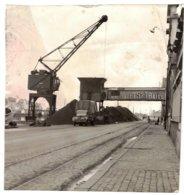 Le Havre (76) - Photo Anciens Quais De Déchargement De Charbon. Pub : UCC Boulets 2 Traits. - Photos