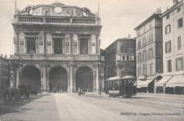 Z.161.  BRESCIA - Loggia - Tram!! - Brescia