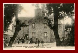 Goulven * Ferme Modéle De Coz Castel  * Photographe Bourdonnec à Brest ( Scan Recto Et Verso ) - France