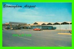 AÉRODROME - THE BIRMINGHAM MUNICIPAL AIRPORT, ALABAMA - SCENIC SOUTH CARD CO - - Aerodromes