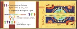 2006 Ukraine Europa: Integration Booklet (** / MNH / UMM) - 2006
