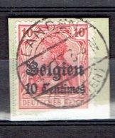 OC 3 - Landen-Belgien Le 3-3-1917 - [OC1/25] General Gov.