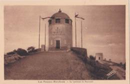CPA   Les Pennes Mirabeau (13) La Lanterne Du Souvenir, Ancien Moulin à Vent  Transfomé Pour Les Morts 1914 18  Ed Tardy - France