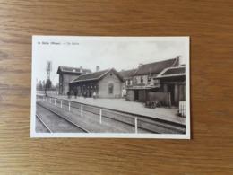 Sint-Gillis-Waas   De Statie  GARE STATION - Sint-Gillis-Waas
