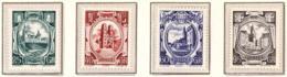 Polonia. Poland. 1955. Mi 942 / 945. Territorios Del Oeste. West Territories - 1944-.... Repubblica