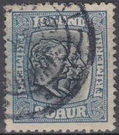 ISLANDIA 1913/1918 Nº 81 USADO - Usati