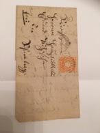 Brief Nach Luxemburg 1864 Luxembourg - Allemagne
