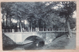Ath - N°10 - SBP - Pont Loyeux - Circulée: 1907 - Voir 2 Scans - Ath