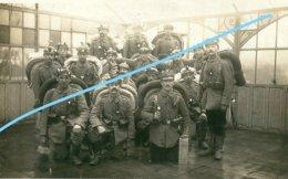 Photo German Soldier 1914-18 WW1 Uniforme Hemet Mauser Gun Fusil Militaria - Guerre, Militaire