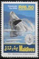 MALDIVES  N° 1794 * *  Baleines - Whales