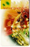SOUTH AFRICA(chip) - Christmas 1997/Festive Greetings, Telkom Telecard, Exp.date 03/99, Used - Natale