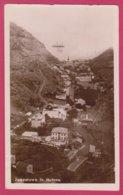 Santa St. Helena - Jamestown - 1915 - Real Photo Postcard - Saint Helena Island