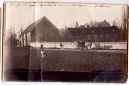 5723 - Cp Photographique - Titre Et Date Manuscrite - Montgeron ( 91 ) - Moulin De Senlis ( Famille Th. ) 9 Déc. 04 - - Montgeron