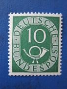 Bund Posthornmarke Mi 128 **  Postfrisch , Einwandfrei - Ungebraucht
