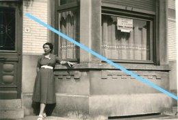 Photo BLANKENBERGE 1949 Avenue Mingers Kust - Lugares