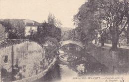 CPA 83 @ SOLLIES PONT - Pont De La Serre En 1917 - Sollies Pont