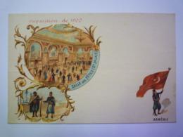 2019 - 2903  PARIS  :  EXPO De 1900  -  Salle Des Fêtes (Gd Palais)  -  ARMENIE  XXX - Expositions