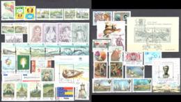 Poland 1998 Year Set - Mi. 3690-3740 + M/s 132-34 - Used - Ganze Jahrgänge