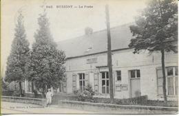 BUSIGNY  La Poste - Autres Communes