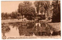 TIRLEMONT - Parc Et Théâtre De La Ville - Tienen