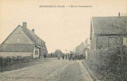 59 - Nord - BISSEZEELE - 59606 - école Communale - - Autres Communes