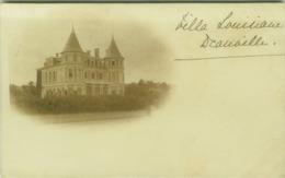 CPA - VILLA LOUISIANE - DEAUVILLE ( CALVADOS ) - EDIT GUILLEMINOT 1900s (BG5154) - Deauville