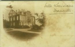 CPA - VILLA LOUISIANE - DEAUVILLE ( CALVADOS ) - EDIT GUILLEMINOT 1900s (BG5156) - Deauville