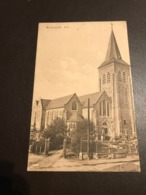 Kortemark - Kerk -  Foto P. Sinaeve (1942) - Kortemark
