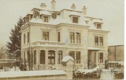 88 REMIREMONT  Carte Photo Voir Au Dos  Voyage En 1907 - Remiremont