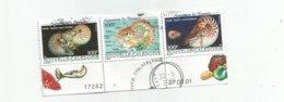 840/45   Aquarium De Nouméa           (clasver) - Used Stamps