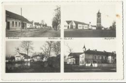 Wallern Old Postcard - Czech Republic
