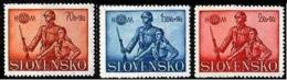 Slovakia Mi: 94/96 ** - Slowakije