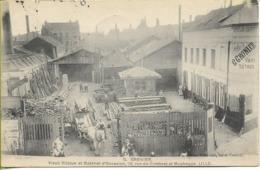 LILLE  G.GRONIER Vieux Métaux Et Matériel D'occasion 36 Rue De Cambrai Et Maubeuge - Lille