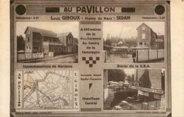 SEDAN AU PAVILLON LOUIS GIBOUX CHAMP DE MARS - Sedan
