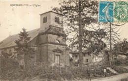 MONTCHEUTIN L'EGLISE - Frankreich