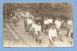 9494 Germany (?) 1928  Football Players, Cyclists, Etc. Original Photo Pc - Da Identificare