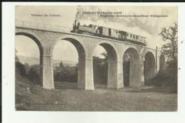 25 - Doubs - Cléron - Le Viaduc - Train Besançon - Amathay - Vésigneux  - Beau Plan - - Other Municipalities