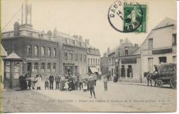 CAUDRY Hôtel Des Postes Et Kiosque De La Maison Avoine - Caudry