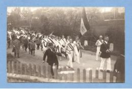 9495 Germany (?) 1928 Athletes With A Flag, Children. And Etc.  Original Photo Pc - Da Identificare