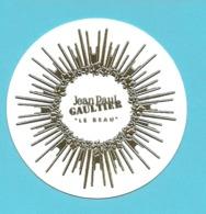 Cartes Parfumées Carte JEAN PAUL GAULTIER  / LE BEAU (lot 49 Grijs Los) - Duftkarten
