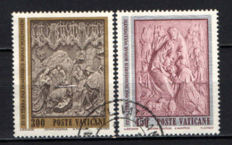 VATICANO - 1982 - NATALE - NATIVITA' - USATI - Vaticano (Ciudad Del)