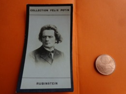 COLLECTION FELIX POTIN  - RUBINSTEIN - Vieux Papiers