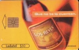 MEXICO. Añejo Los Reyes 4 - Prissa - Magadan - Solera. MX-TEL-P-0647. (197) - México
