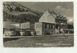 PASSO DI CAREZZA - HOTEL SAVOY  - VIAGGIATA FP - Bolzano